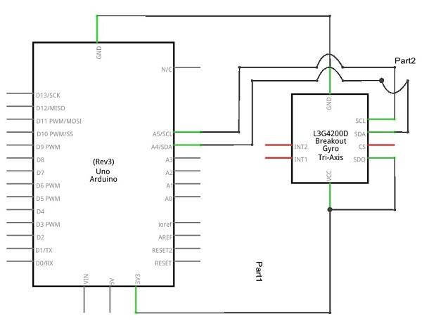 gyroscope-l3g4200d-circuit-theory - theorycircuit