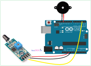 arduino flame sensor connection - theoryCIRCUIT - Do It ...