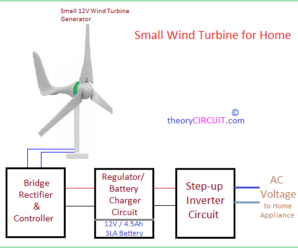 wind turbine charge controller wiring diagram Archives - theoryCIRCUIT - Do  It Yourself Electronics Projects | Wind Turbine Wiring Schematic |  | theoryCIRCUIT
