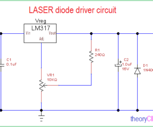 [DIAGRAM_5FD]  laser diode driver circuit diagram Archives - theoryCIRCUIT - Do It  Yourself Electronics Projects | Laser Diode Wiring Diagram |  | theoryCIRCUIT