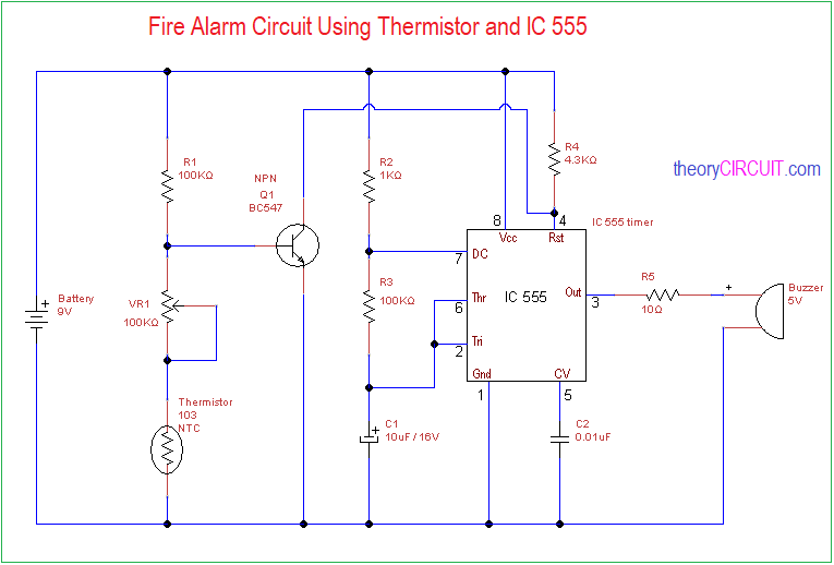 Addressable Fire Alarm Wiring Diagram from theorycircuit.com