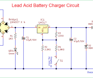 12v 7ah Battery Charger Circuit Diagram Archives Theorycircuit Do It Yourself Electronics Projects